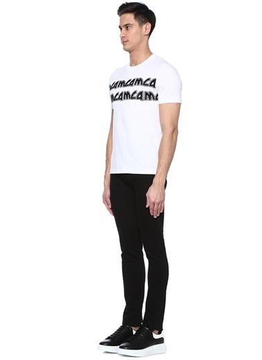 McQ Alexander McQueen Tişört Beyaz